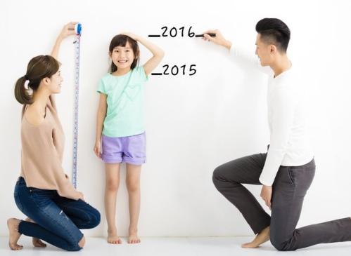 tinggi badan anak menurut tinggi ayah dan ibu
